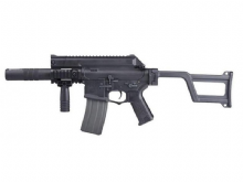 Ares Amoeba Tactical M4 AEG With Silencer (ARES-AM-005-BK - Black)